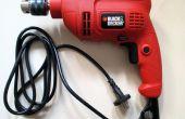Positiebepaling & repareren uw luidruchtige & ruwe boor Machines