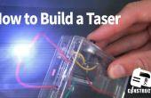Hoe maak je een Taser