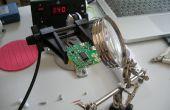 Home Automation (of Robot Butler Geoffrey genoemd) - iPhone gecontroleerde, arduino gebaseerd