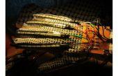 Haptische handschoen met DIY Flex sensoren