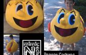 Pacman avonturen Pacman kostuum