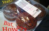 Bescherm uw Tablet met behulp van muffins!