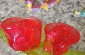Magnetron van Jolly Rancher rozen