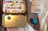 Hoe maak je een bordspel reizen