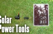 Solar Battery Charger voor uw snoerloze-Tools
