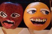 MakeyMakey: Vervelend oranje
