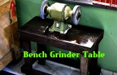 Bench Grinder tabel