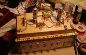 Bouwen van een sigaar vak batterij voor buis Radio's