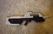 Hoe maak je een leven grootte Halo 3 Battle Rifle