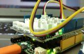 LinkitOne Sensor Data Logging met behulp van GoBetwino