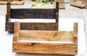 DIY RUSTIEKE PALLET hout planken