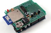 Logger Shield: Dataloggen voor Arduino