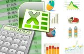 Dromen van kamer plattegrond (budgettering en Microsoft Excel)