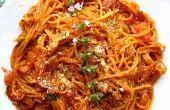 De beste Spaghetti ooit!!