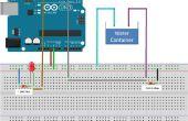 Waterstand: Alarm met behulp van Arduino