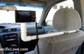 Hoe maak je een eenvoudige PVC auto Camera Mount Rig