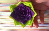 Hoe te maken A-Duct tape bloem