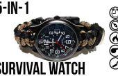 De ultieme Survival horloge