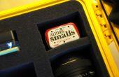 DIY Altoids Tin Camera geval droogmiddel Pack