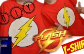 DIY de Flash T-shirt   Fituro