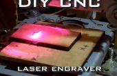 CNC Laser graveur met GRBL en Arduino