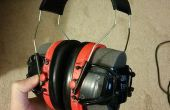 DIY surround sound hoofdtelefoon