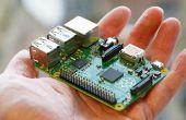 Beheersing van richting en snelheid van gelijkstroommotor met Raspberry Pi