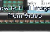 Hoe om te halen beelden uit Video