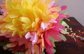 Mexicaanse papier bloemen
