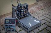 3D afgedrukt Desktop CNC mill