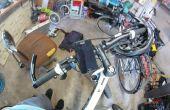 Telefoon houder voor een fiets