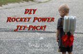 Kinderen Super Sci-Fi Rocket gevoed straalpak gemaakt voor centen!