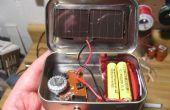 $3 noodgevallen zonne-Radio