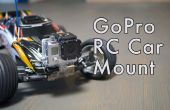 GoPro RC auto Mount