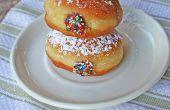 Chocolade Kreme Donuts geïnspireerd door Dunkin'