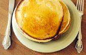 Heerlijke gezonde pannenkoeken