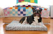 Aangepaste hond bed