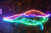 Rijden van RGB LED strips uit een Arduino