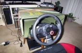 Video Game stuurwiel huisvesting