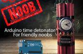 Arduino goedkope hoge kwaliteitstijd / smartphone slagpijpje (of tijd gecontroleerde schakelaar): de 2016 super noob vriendelijk manier!