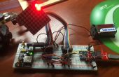 Arduino 8 * 8 Matrix Led driver met 2 * 74HC595 shift registers