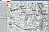 Mediatek linkit-bouw uw eigen Website met behulp van linkit een Tracking GPS, GPRS en JSP met Google kaart