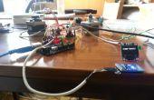 Stappenmotor verbinden met arduino