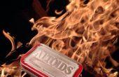Altoids Survival Vuur beginnen Tin