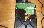 SATA naar USB adapter met behulp van de kabel van de overdracht van de gegevens van Xbox