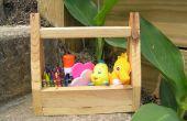 Kid's Toolbox: ideaal voor toting speelgoed en tools