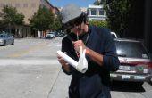 Hoe maak je een handschoen-o-telefoon