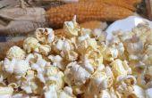 Groeien en oogsten van eigen Popcorn in 15 stappen voor leuke