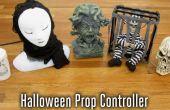Controle van uw Halloween decoraties met Arduino