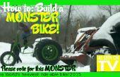 Bouw een MONSTER fiets! werelds zwaarste!